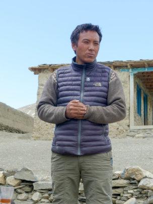 Pema Wangyal Lama, School Coordinator