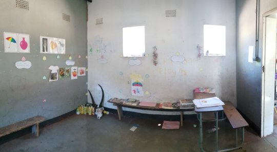 Room 2 in the Current Classroom