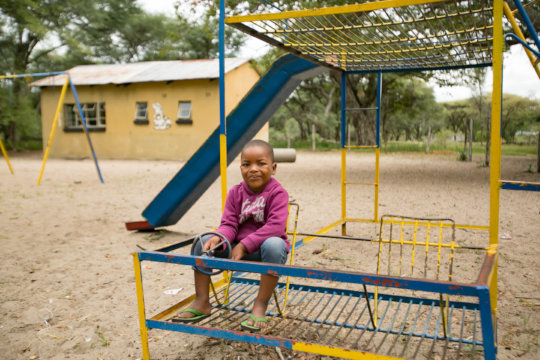 A Safe Learning Space for Zimbabwean ECD Learners