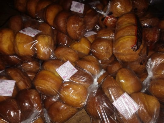 Sample product from the Bakery