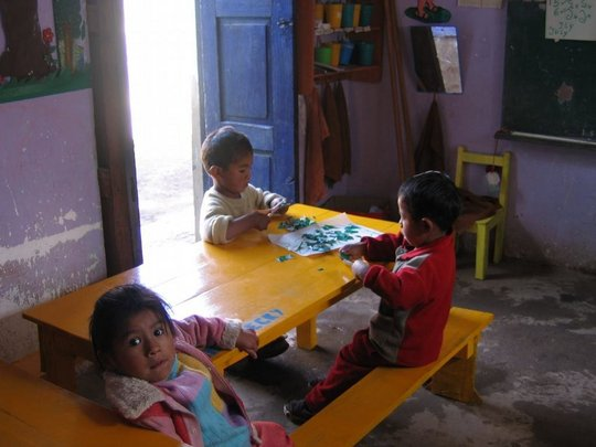 Improving Nutrition for Children in Peru