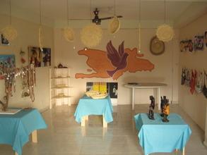 new fair trade art shop location