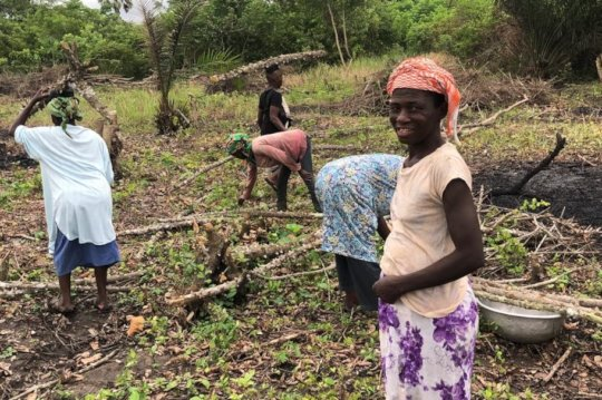 Build Irrigation Well for 200 Farmers in Ghana