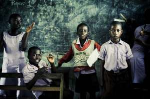 Visit at Kumasi School