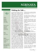 Nirnaya newsletter (PDF)