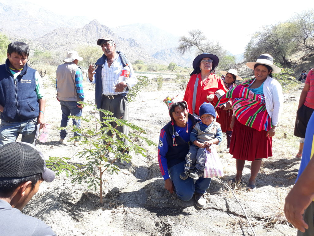 Educate & Plant: Empower 400 Bolivian Women