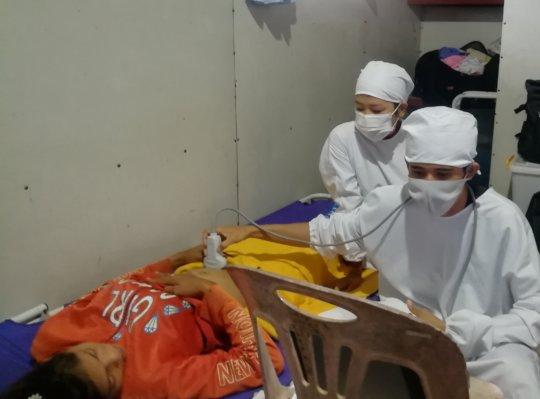 Doctors in Full PPE