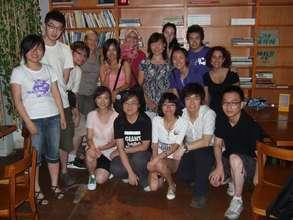 Guifang Volunteers