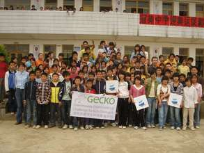 Our First Program in Guizhou