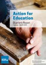 Quarterly Report: January - March 2020 (PDF)
