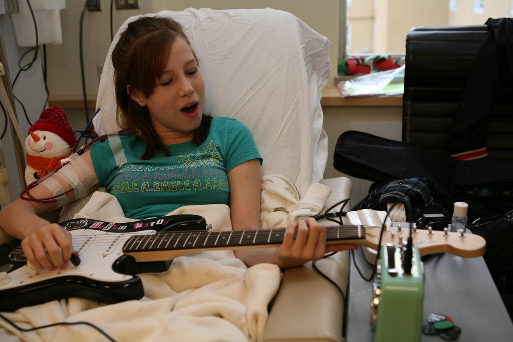 MyMusicRx Delivers Music Medicine