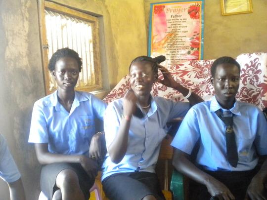matriculated Anguei Girls!