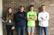Deer Creek-Macinaw Students Creating Change