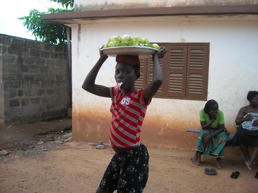 Providing education for 100 Girls in Apowa ,Ghana