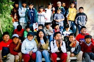 Bolivian National Day of the Child