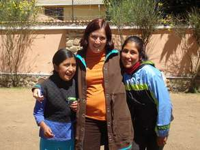A Teacher and Students