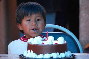 Birthday Celebrations at the Kaya Center
