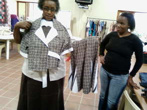 Help 60 poor women in South Africa getting skilled