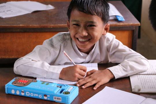 Migrant Student in the Classroom