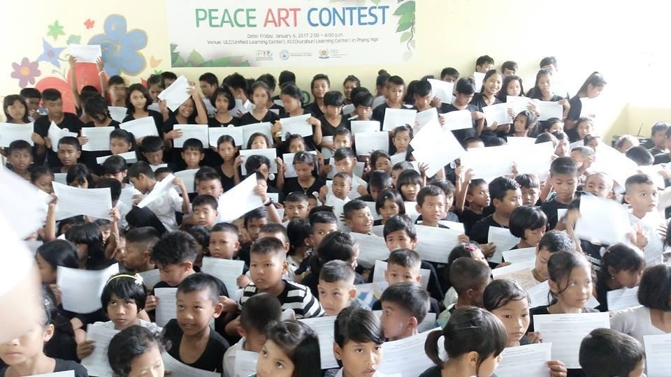 Peace Art Contest