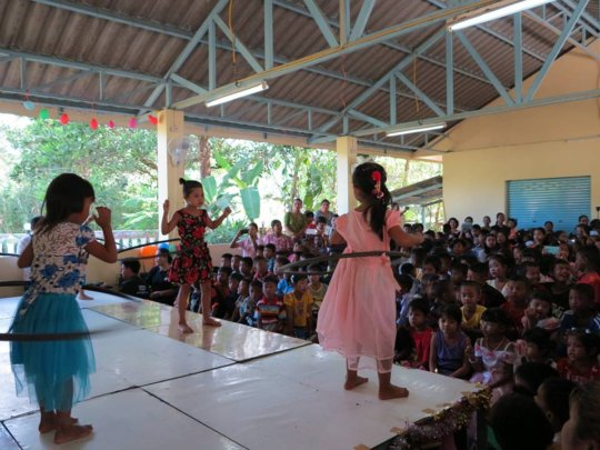 International Children Day Celebration