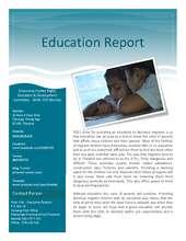 FED Education Report (PDF)