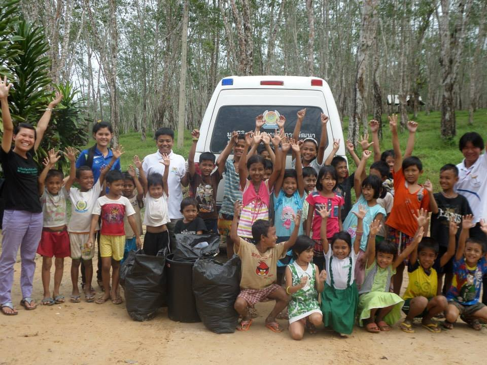 Community Clean Up as part of Health Education