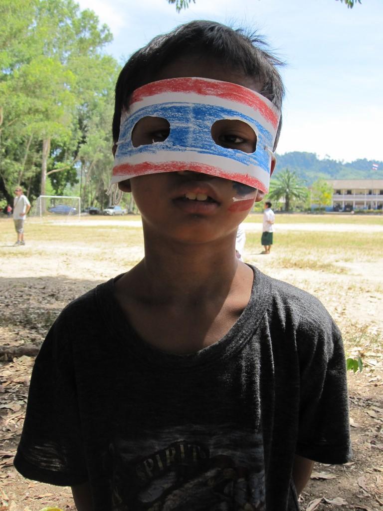Thai pride, too, on Burma Union Day