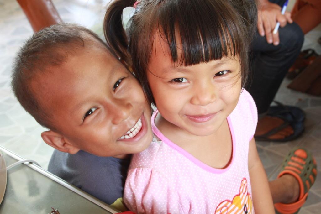 A safe school equals happy children