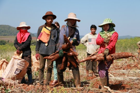 Migrant Workers in Mae Sot, Thailand