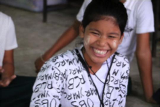 Grade 8 student
