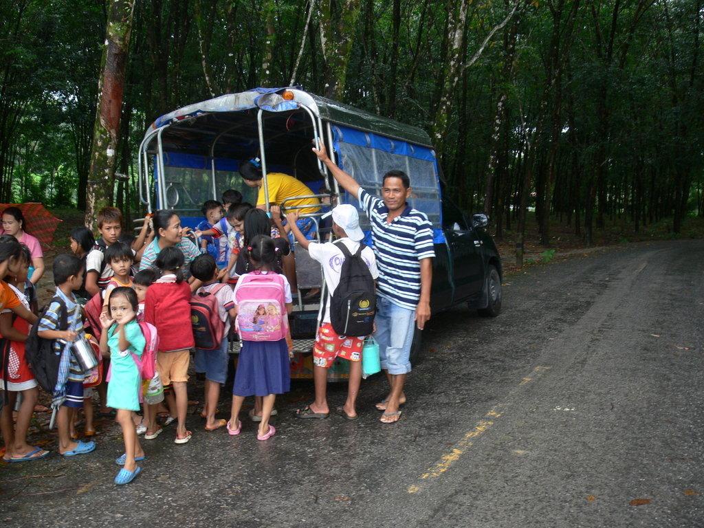 Provide Education for 470 Burmese Migrant Children
