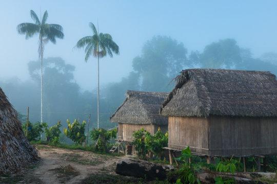 The town of Atalaia-do-Norte