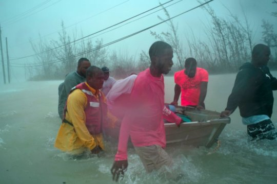 Photo: Fishing For Families In Need