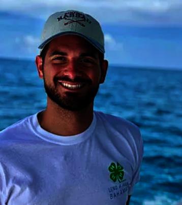 Lucas Metropolus, Founder of Lend a Hand Bahamas