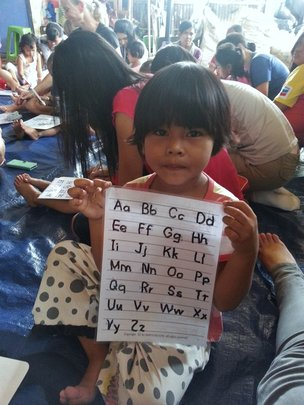 Learning My ABC