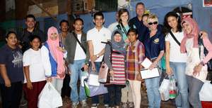 A Successful Event-Jakarta Rotarians & XSProject