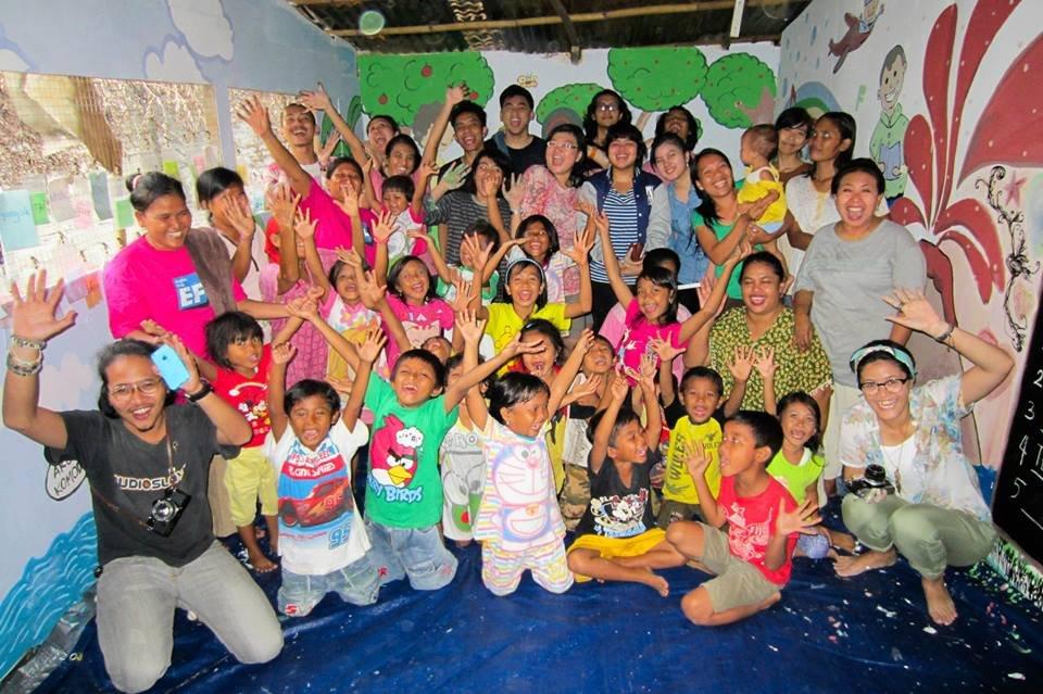 The Mural of Children