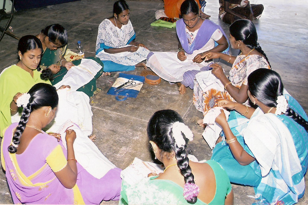 Skill Training for 500 rural women in Tamilnadu