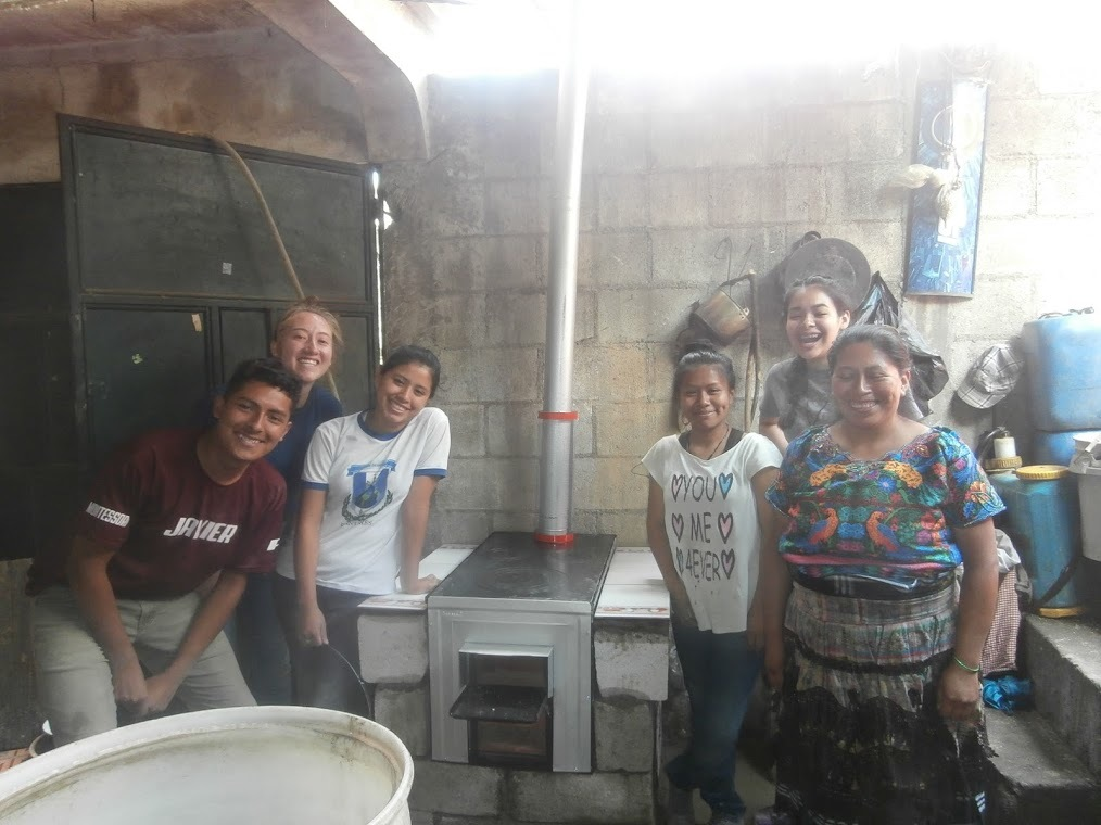 Clean & Efficient Cook Stoves in Guatemala