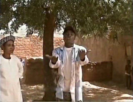 Adama Yalomba pleading with Malian people to stop