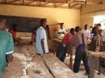 Construction of Youth Vocational Training Center