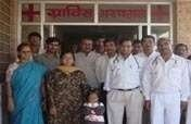 Building Medical Camps for Mineworkers in India