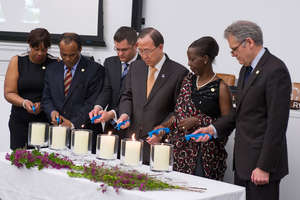 UN Commemoration of the Rwandan Genocide