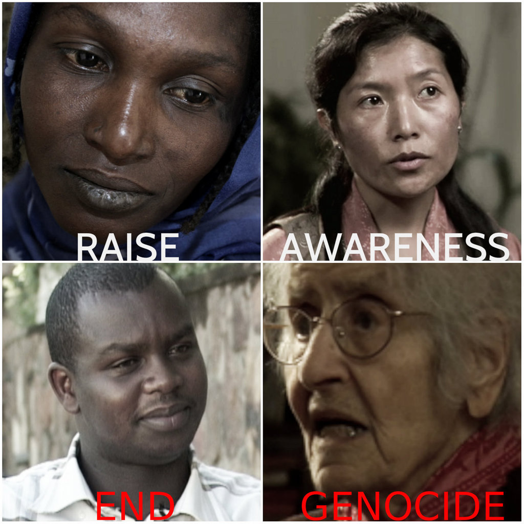 Raise Awareness. End Genocide