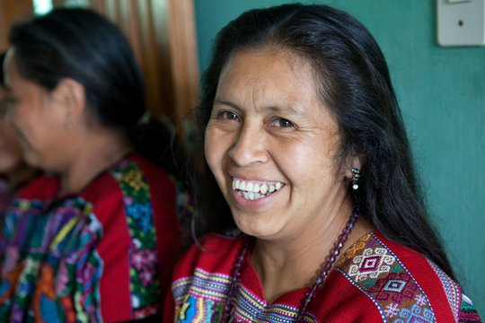 Elena Mux, MayaWorks microcredit recipient