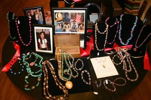 handmade jewelry by our interntional young survivors