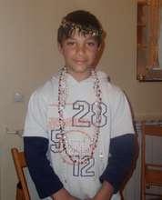 Tamara & Milana's brother, Milan, Age 10