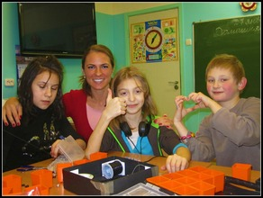 A fun JewelGirls workshop in Moscow!