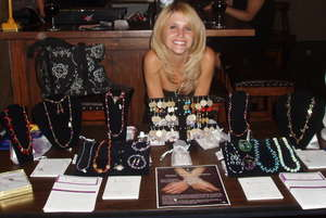 Actress Gabrielle Christian promotes FAIR Fund